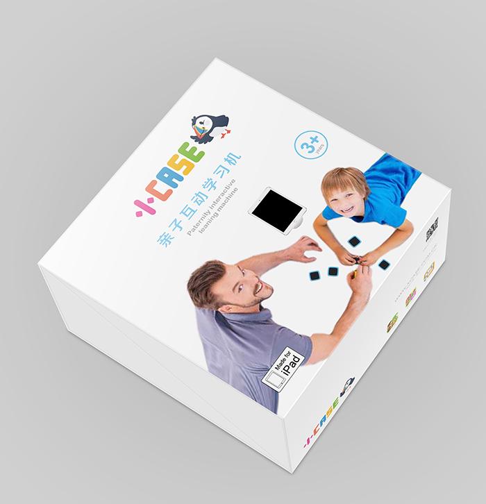 儿童益智玩具产品包装设计