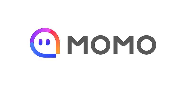 momo彩色新logo