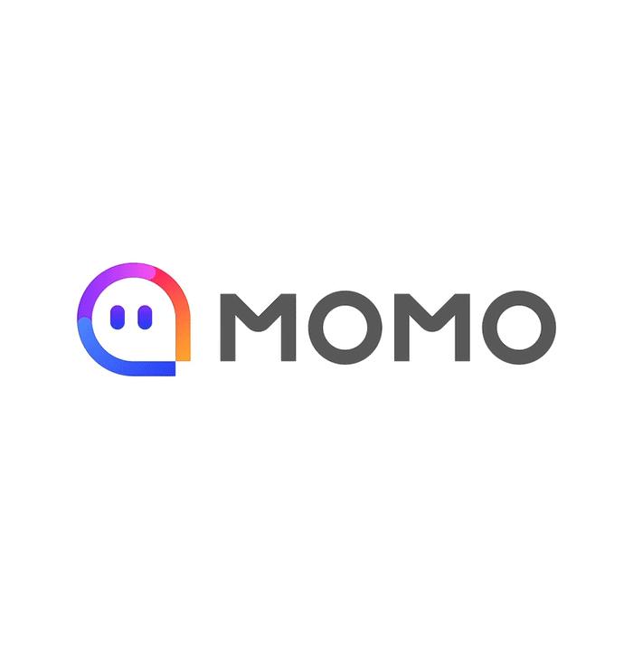 momo新logo