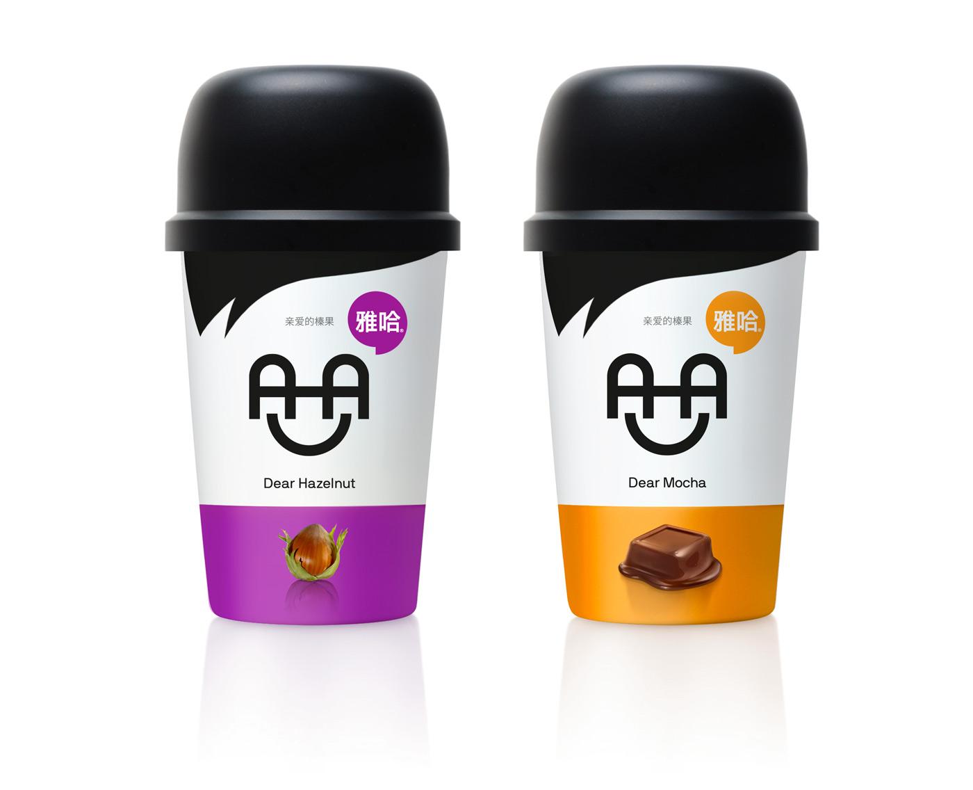 雅哈咖啡-DEAR系列包装