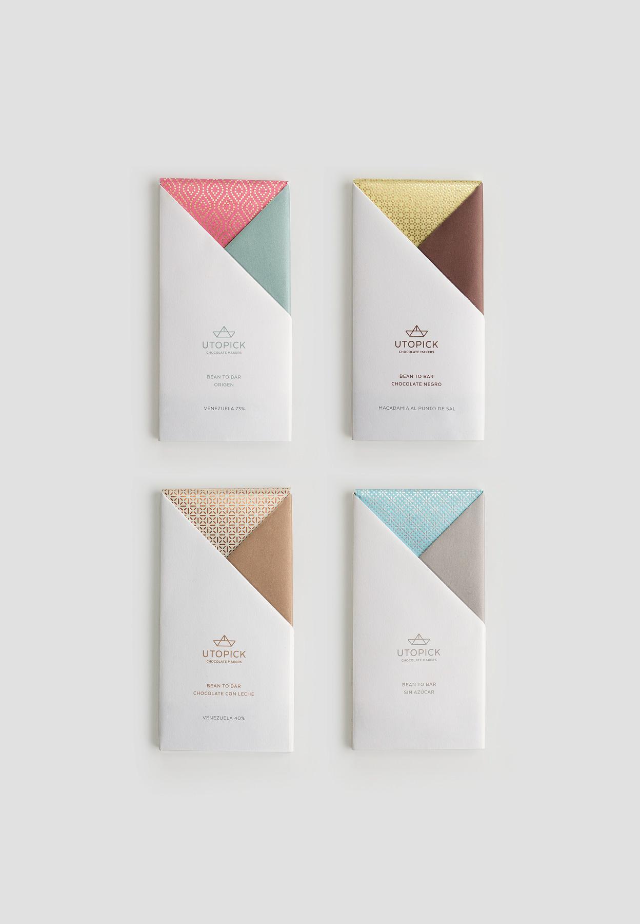 巧克力系列包装设计