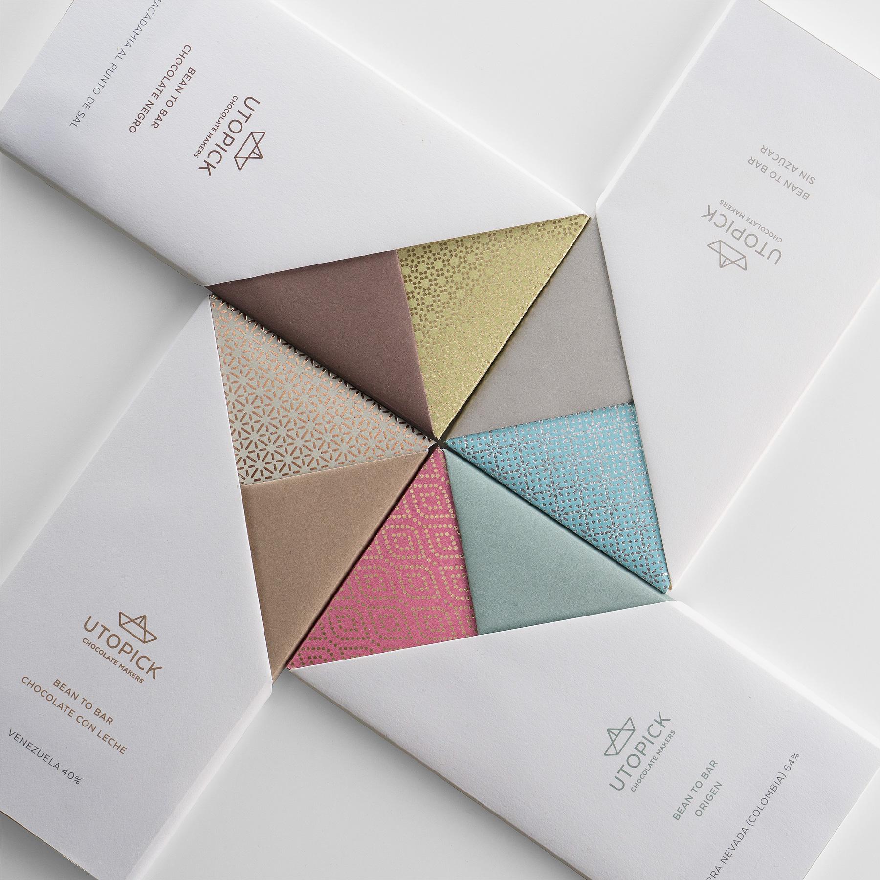 巧克力品牌包装设计