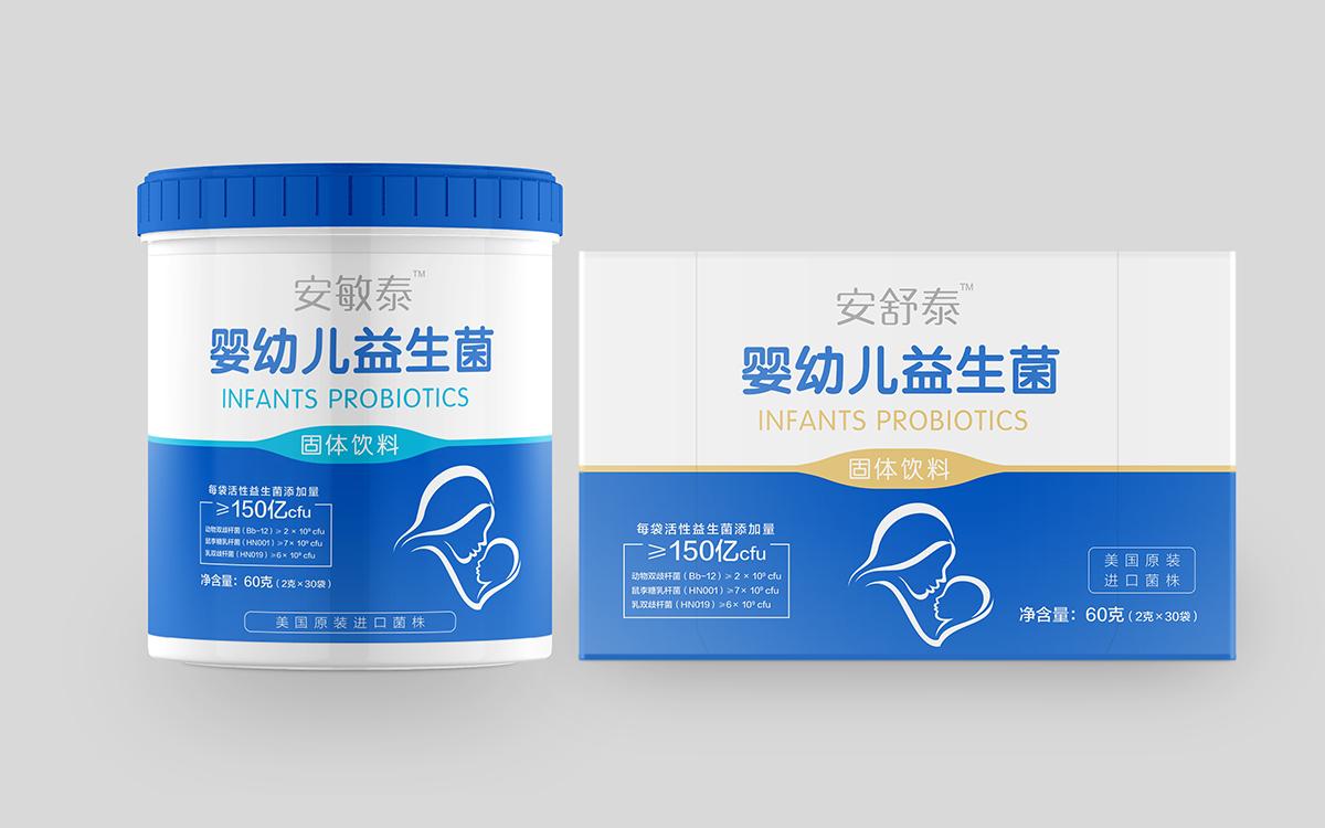 益生菌系列包装设计