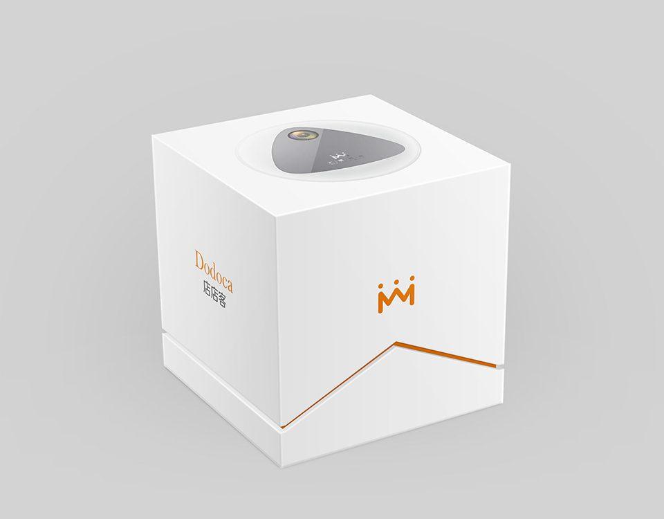 单路视频分析终端包装设计